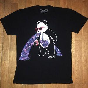 Galaxy Panda Riot Society Tee